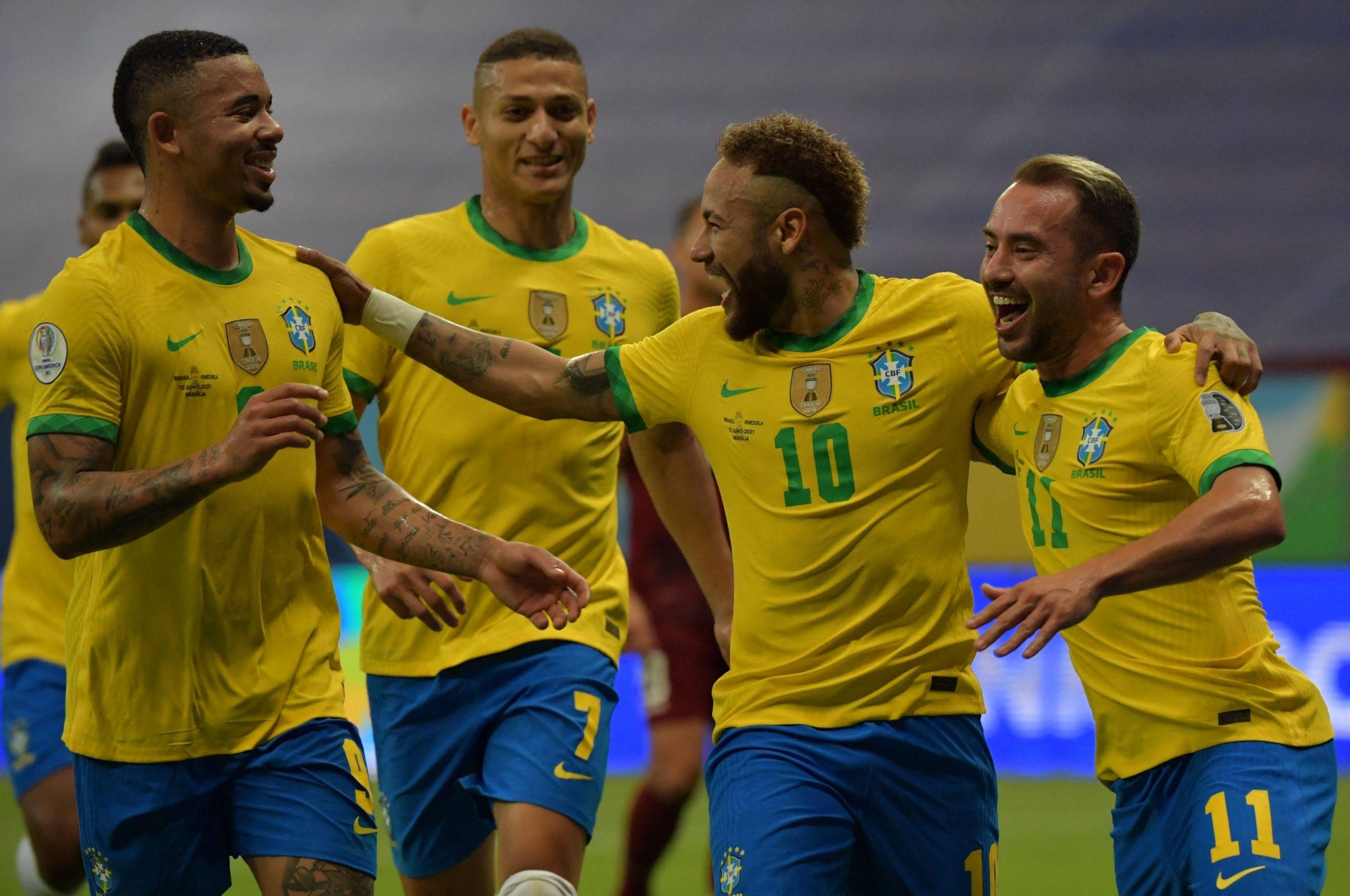 เปิดหัวโคปา! บราซิลเจ้าภาพอัดเวเนซุเอลา 3-0