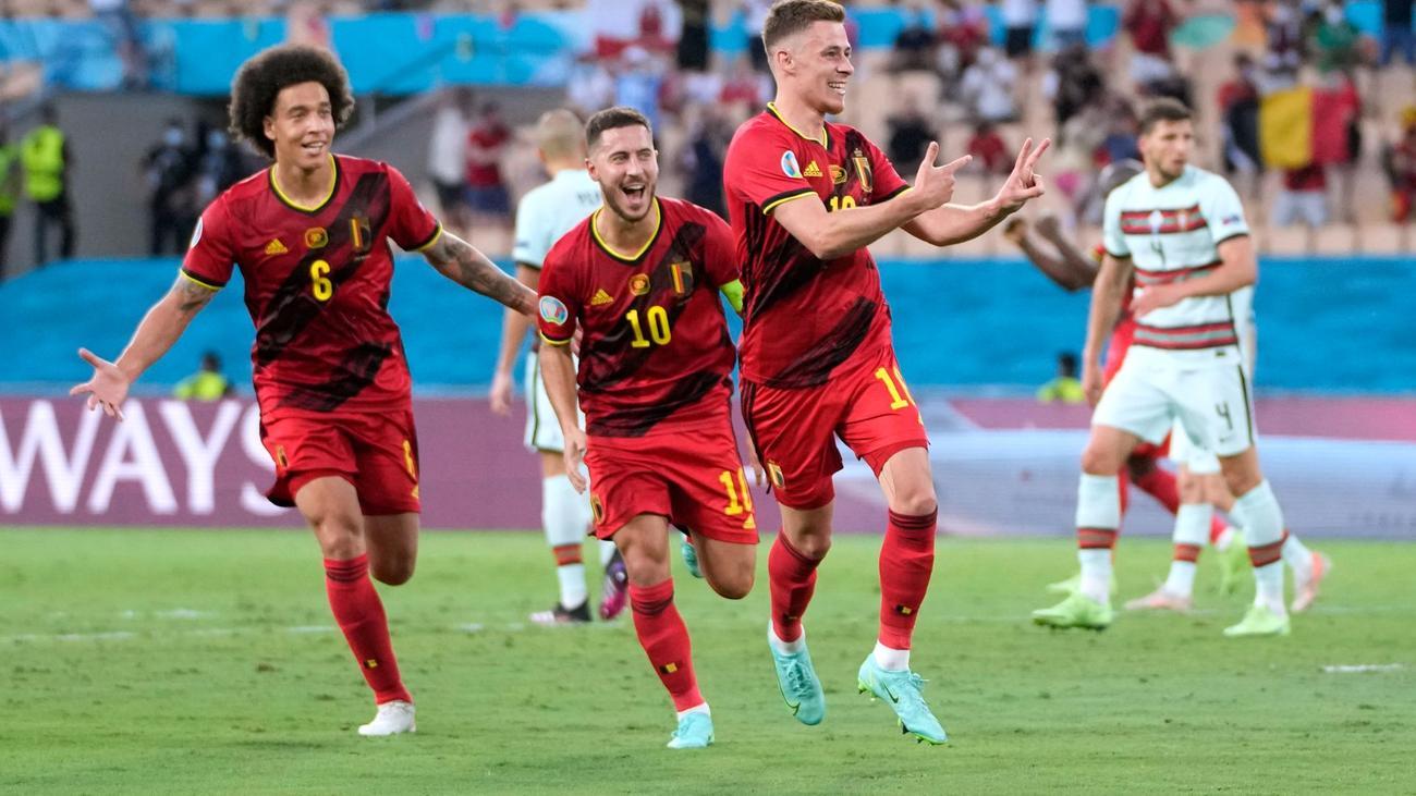 อาซาร์น้องจัดให้! เบลเยียมสยบโปรตุเกส 1-0 ลิ่วดวลอิตาลี