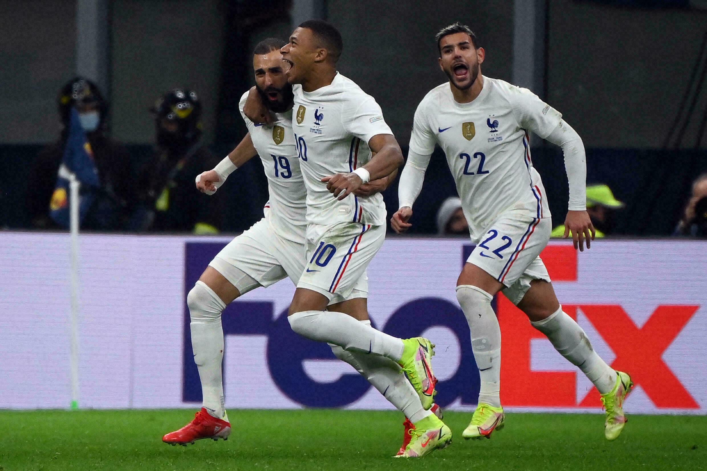 โดนนำก่อน! ฝรั่งเศสแซงดับสเปน 2-1 ผงาดแชมป์เนชั่นส์ลีก