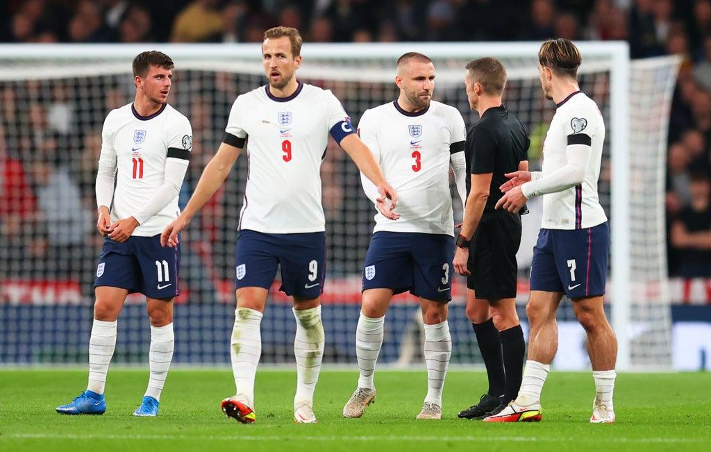 ลุ้นเข้ารอบนัดต่อไป! อังกฤษตามเจ๊าฮังการี 1-1 คัดบอลโลก